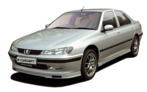 406 I рестайлинг 1999-2004